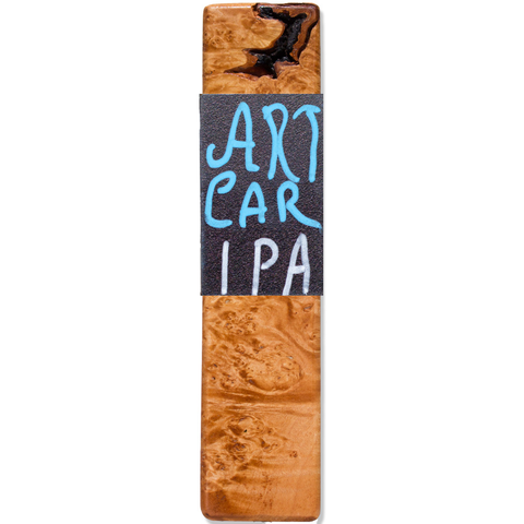 Maple Burl Wood Beer Tap Handle