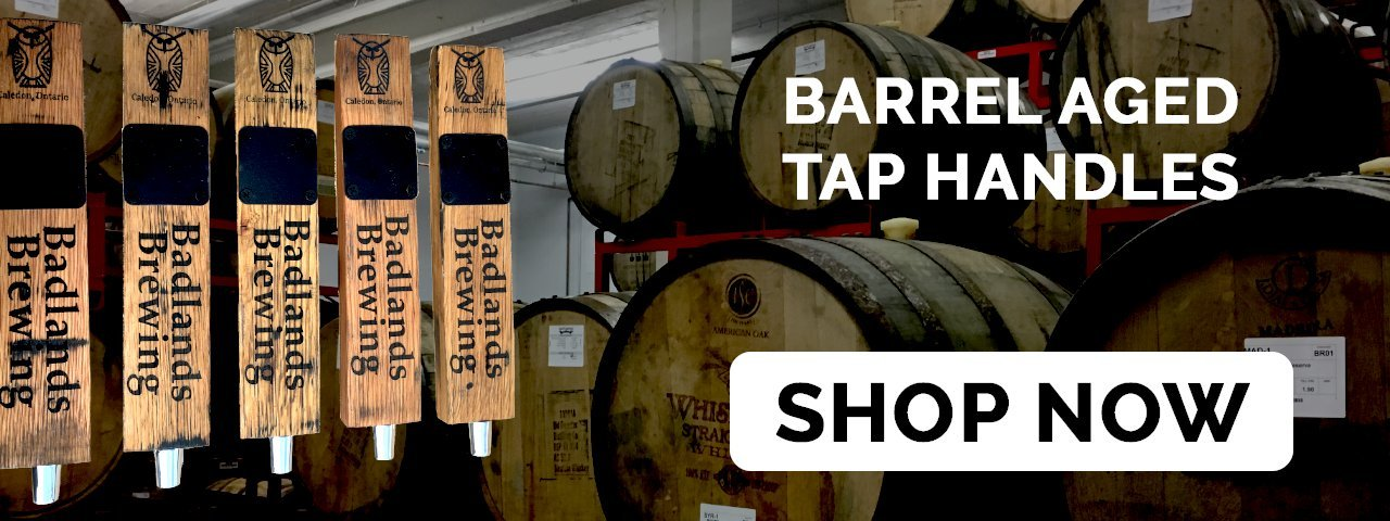 Barrel Tap Handle