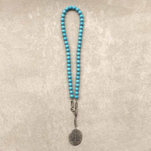 Turquoise from the Sea Necklace