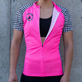 PBS Womens Paddle tank short sleeve - Pink