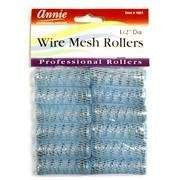 Annie, Wire Mesh Rollers (size)