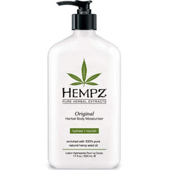 Hempz Pure Herbal Extracts Original Moisturizer (Hydrate + Nourish)