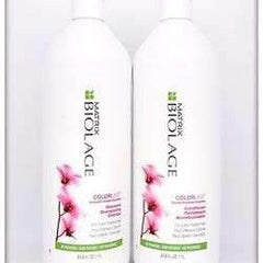 Matrix Biolage Colorlast Shampoo and Conditioner Liter Duo 33oz