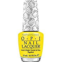 OPI Nail Lacquer, My Twin Mimmy, 0.5 Ounce