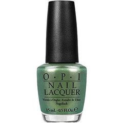 OPI Nail Lacquer, Visions of Georgia Green , 0.5 Ounce