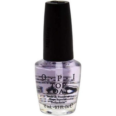 OPI Top Coat,  0.5 Ounce