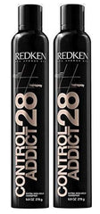Redken Control Addict 28 Extra High-Hold Hair spray 9.8oz (pack of 2)