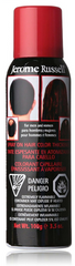 Jerome Russell Spray on Hair Color Thickener for Thinning Hair, Black 3.5 oz