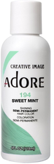 Adore Semi-Permanent Haircolor, [194] Sweet Mint 4 oz
