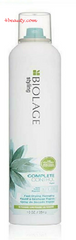 Matrix Biolage Complete Control Hairspray 10oz NEW