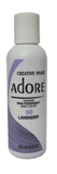 Adore Semi Permanent Hair Color, 90 Lavender 4 oz