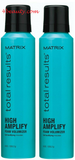 Matrix Total Results Amplify Foam Volumizer for Unisex, 8.3 Ounce(pack of 2)