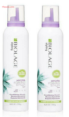 Matrix Biolage Hydra Foaming Styler 8.25oz NEW (pack of 2)