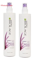 Matrix Biolage Hydrasource Leave-In Tonic 13.5 oz (Pack of 2)