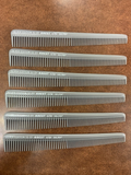 Krest Professional hair comb Krest silver edition #50(pack of 6)