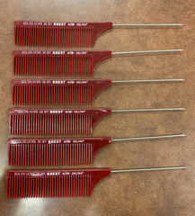 Professional hair comb Krest #36 (pack of 6)