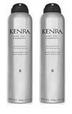 Kenra Fast Dry Hairspray #8, 8 Ounces (Pack of 2)