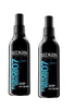 Redken Fashion Waves 07 Sea Salt Hair Spray (Pack of 2)