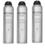 Kenra Fast Dry Hairspray #8, 8 Ounces (Pack of 3)