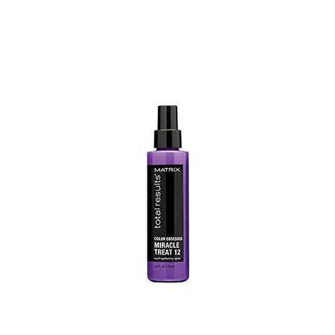Matrix Total Results Color Obsessed Miracle Treat 12 Multi-Perfecting Spray,125 mL