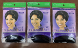 Annie Deluxe Triangle Net #4531 (pack of 3)