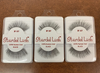 Stardel Lash 100% Human Hair Eyelashes Black - SF 107(pack of 3)