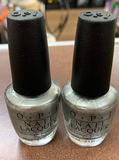 OPI Nail Lacquer, My Silk Tie,  0.5 Ounce (pack of 2)