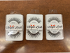 Angel Lash #113-3 pairs 100% Human Hair