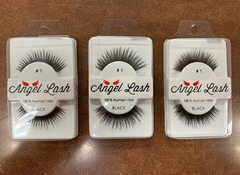 Angel Lash #1-3 pairs 100% Human Hair