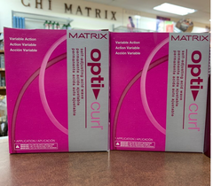 Matrix Opti Curl Variable Action Self-Adjusting Acid Wave Perm (PACK OF 2)**