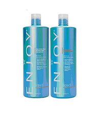 Enjoy Hydrating Sulfate Free Shampoo and Conditioner 33oz Duo