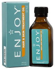 Enjoy Hair Skin Treatment Oil 3.4 oz
