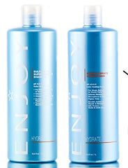 Enjoy Sulfate-Free SUPER Hydrate Shampoo & Conditioner LITER DUO Set