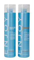 Enjoy Super Hydrate Sulfate Free Shampoo & Conditioner 10.1oz DUO