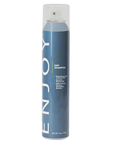 Enjoy Volumizing Dry Shampoo Spray, 4 oz