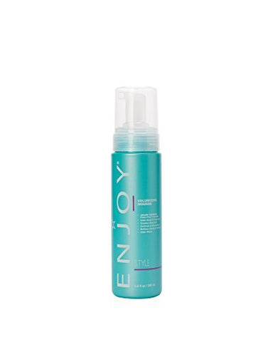 ENJOY Volumizing Mousse (6.8 OZ) Volume Building Mousse; Lightweight Ingredients add Extra Body