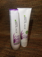 Matrix Biolage Hydrasource Shampoo and Conditioner 13.5oz Duo Special!