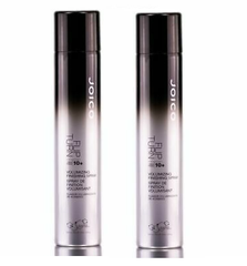 Joico Flip Turn 10+ Volumizing Super Hold Finishing Hairspray 9 oz (pack of 2)