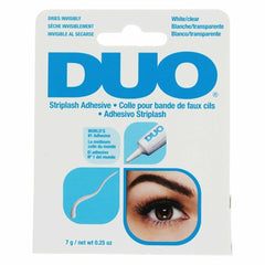 Ardell DUO Striplash Eyelash Adhesive Glue White/Clear 0.25 oz -568034