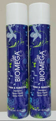 Aquage Biomega Firm & Fabulous Hair Spray 10 Ounce (2 PACK)
