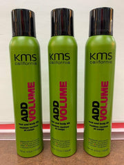 KMS California Add Volume Root and Body Lift 6.8 oz( Pack of 3)