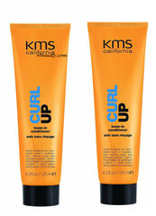 KMS California Curl Up Leave-In Conditioner 4.2 oz (pack of 2)