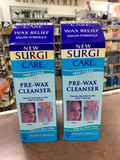 Ardell Surgi Care Pre-Wax Cleanser for all skin types 2 oz (pack of 2)