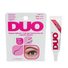 Ardell DUO Striplash Eyelash Adhesive Glue Dark Tone 0.25 oz - A568044