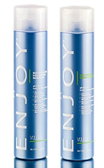 Enjoy Sulfate-Free Volumizing Shampoo & Conditioner DUO Set 10.1 oz