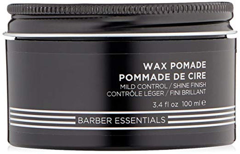 Redken Brews Wax Pomade, 3.4 fl. oz