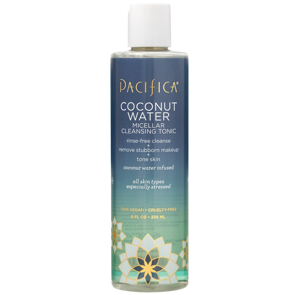 PACIFICA BEAUTY  COCONUT WATER MICELLAR CLEANSING TONIC
