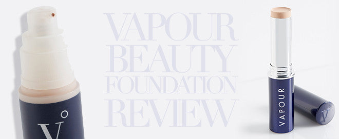 Vapour Organic Beauty Foundation
