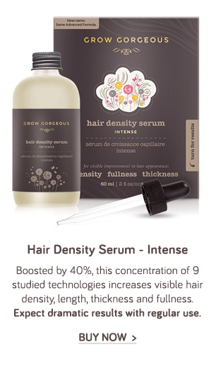 Grow Gorgeous Hair DensitySerum Intense