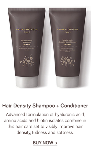 Grow Gorgeous Hair Density Shampoo + Conditioner
